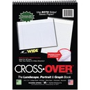 Roaring Spring Cross-Over Portrait/Graph Book