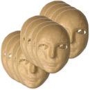 Creativity Street Paper Mache Masks