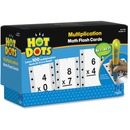 Hot Dots Hot Dots Multiplication Math Flash Cards
