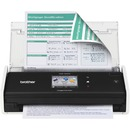 Brother ImageCenter™ ADS-1500W Document Scanner - Duplex - Color