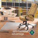 Cleartex Hard Floor Antimicrobial Chair Mat