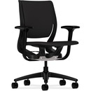 HON Purpose Mid-Back Chair, Upholstered