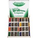 Crayola Dry-erase Washable Crayons Classpack