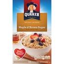 Quaker Oats Instant Oatmeal