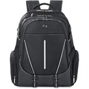 "Solo Active Carrying Case (Backpack) for 17.3"" Notebook - Black, White"