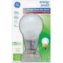 GE Lighting Bright Energy Smart 20W CFL Bulb