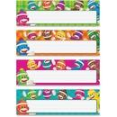 Trend Sock Monkeys Collection Desk Topper Name Plates