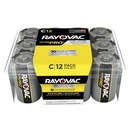 Rayovac Ultra Pro Alkaline C Batteries