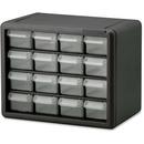 Akro-Mils 16-Drawer Plastic Storage Cabinet