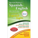Merriam-Webster Spanish-English Dictionary Dictionary Printed Book - Spanish, English