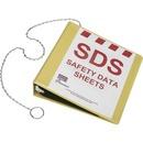 SKILCRAFT Safety Data Sheets SDS Yellow Binder