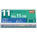 MAX No. 11-1M Staples