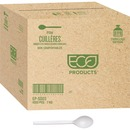 "Eco-Products 7"" Plant Starch Spoons"