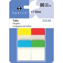 "Sparco 1"" Durable Tabs"