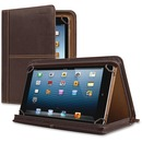 "Solo Executive Carrying Case (Portfolio) for 11"" Digital Text Reader - Espresso"