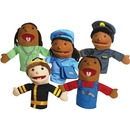 Children's Factory Career Puppets
