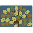 Carpets for Kids Owl-phabet Tree Woodland Rug