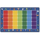 Carpets for Kids Fun With Phonics Rectangle Rug