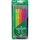 Ticonderoga Bright Neon No. 2 Pencils