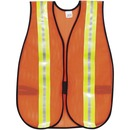 Crews Reflective Fluorescent Safety Vest