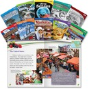 Shell TFK Fluent 3rd-grade 10-Book Set 1 Education Printed Book for Science/Social Studies - English