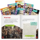 Shell Education Rules and Authority Book Set Education Printed Book for Social Studies