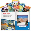 Shell Education Let's Map It! Six Book Set Education Printed Book for Social Studies