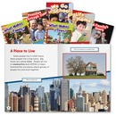 Shell Education Community and Family Book Set Education Printed Book for Social Studies