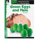 Shell Education Green Eggs and Ham Literature Guide Printed Book by Dr. Seuss