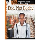 Shell Education Bud, Not Buddy Instructional Guide Education Printed Book by Christopher Paul Curtis
