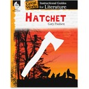 Shell Hatchet: An Instructional Guide Education Printed Book by Gary Paulsen