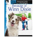 Shell Because of Winn Dixie Guide Book Education Printed Book by Kate DiCamillo