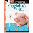Shell Education Charlotte's Web Guide Book Education Printed Book by E.B. White
