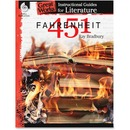 Shell Fahrenheit 451 Great Works Guide Education Printed Book by Ray Bradbury