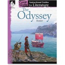 Shell The Odyssey An Instructional Guide Education Printed Book by Homer