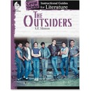 Shell The Outsiders An Instructional Guide Education Printed Book by S.E. Hinton