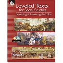 Shell Expndg The Union Leveled Text Book Education Printed/Electronic Book for Social Studies