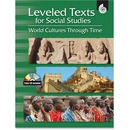 Shell World Cultures Leveled Texts Book Education Printed/Electronic Book for Social Studies