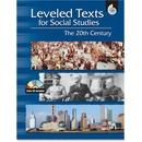 Shell 20th Century Leveled Texts Book Education Printed/Electronic Book for Social Studies