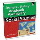Shell Building Academic Social Studies Vocabulary Book Education Printed/Electronic Book for Social Studies by Christine Dugan