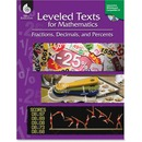 Shell Education Fractions/Dec/Perc Level Text Book Education Printed/Electronic Book for Mathematics by Lori Barker - English