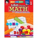Shell Education 18 Days of Math for 1st Grade Book Education Printed/Electronic Book for Mathematics by Jodene Smith - English