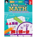 Shell Education 18 Days of Math for 2nd Grade Book Education Printed/Electronic Book for Mathematics by Jodene Smith - English