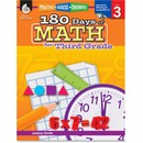 Shell Education 18 Days of Math for 3rd Grade Book Education Printed/Electronic Book for Mathematics by Jodene Smith - English