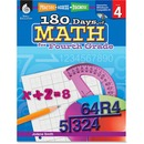 Shell Education 18 Days of Math for 4th Grade Book Education Printed/Electronic Book for Mathematics by Jodene Smith - English