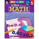 Shell Education 18 Days of Math for 5th Grade Book Education Printed/Electronic Book for Mathematics by Jodene Smith - English