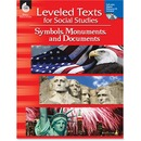 Shell Education Symbols/Monuments/Documents Leveled Texts Book Education Printed/Electronic Book for Social Studies by Debra J. Housel, M.S.Ed.