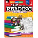 Shell Education 18 Days of Reading 1st-Grade Book Printed/Electronic Book by Suzanne Barchers, Ed.D.