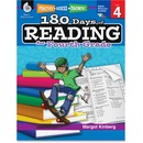Shell Education 18 Days of Reading 4th-Grade Book Education Printed/Electronic Manual by Margot Kinberg