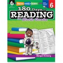 Shell Education 18 Days of Reading 6th-Grade Book Education Printed/Electronic Book by Margot Kinberg, Ph.D. - English